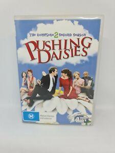 PUSHING DAISIES Season Two DVD Region 4 TV Show V Good Condition FREE SHIPPING