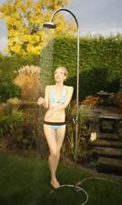 Ideal Gartendusche Marlin Kaltwasserdusche Pooldusche Außendusche 218cm/235cm