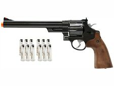 """Umarex S&W M29 8 3/8"""" CO2 Metal Revolver Electroplated Airsoft Pistol"""
