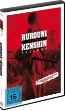3 DVDs Rurouni Kenshin Trilogy (2015) NEUWARE