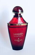 Vintage SAMSARA Guerlain Eau de Toilette Spray 1.7 oz. ALMOST FULL Perfume