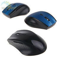 2.4GHz Wireless Maus USB Optisch Gaming Mouse Computermaus PC Laptop Funkmaus