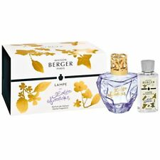 Coffret Lampe Berger Premium parme Lolita Lempicka