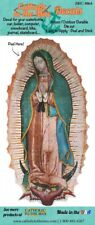 Car Decal Vinyl in Color Our Lady of Guadalupe
