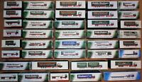 ATLAS EDITION EDDIE STOBART VARIOUS DIE CAST MODEL LORRIES VEHICLES VANS Updated