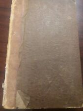 The Life of George Washington (For Schools) By John Marshall Third Edition 1839