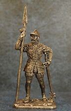 Tin Soldiers * Renaissance * Assistant to the captain. England, 1544 * 54-60 mm