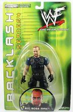 WWE JAKKS PACIFIC BACKLASH SERIES 4 BIGG BOSS MAN