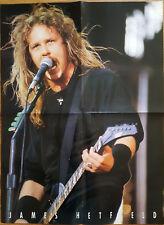 █▬█ ⓞ ▀█▀ ⓗⓞⓣ Metallica ⓗⓞⓣ Aerosmith ⓗⓞⓣ 1 POSTER 41 x 56 cm ⓗⓞⓣ