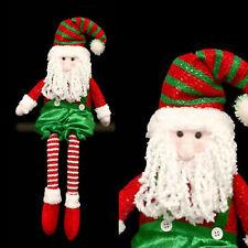 Christmas 70cm Sitting Character Room Decoration - Santa Design