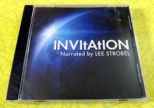 Lee Strobel - The Invitation ~ Music CD ~ New Sealed ~ Rare Christian Gospel