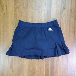 Adidas Stella McCartney Barricade Womens Tennis Pleat Skirt Sz 26
