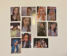 LOONA Midnight Festival Concert Photocards (Select Member)
