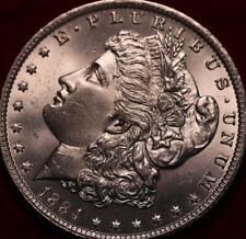 Uncirculated 1884-O New Orleans Mint  Morgan Dollar
