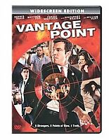 Vantage Point (DVD, 2008) Brand New Sealed!!