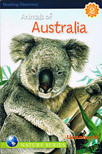 Reading Discovery Nature Series ANIMALS OF AUSTRALIA Reading Level 2 Book Gr 1-3