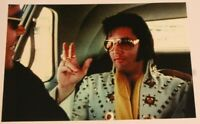 Elvis Presley Candid Photo Elvis from on Tour Documentary