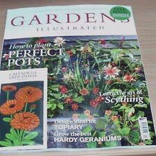 Illustrated Gardening Magazines