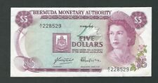 Bermuda - Five (5) Dollars, 1978