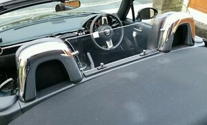 Mazda MX5 wind deflector/blocker MK3/NC