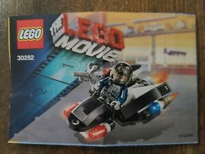 LEGO, LEGO Movie 30282: Super Secret Police Enforcer, 100% Complete with manual