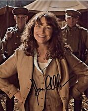 Indiana Jones and Crystal Skull 8x10 Autographed Photo Karen Allen (Ebau-1453)