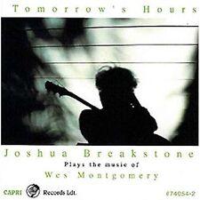 Joshua Breakstone - Tomorrow's Hours [New CD]