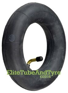 "4.00-5 Mobility Scooter Inner Tube, Bent Metal Valve, JS87 (330x100) (5"" Wheel)"
