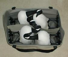 4 Pocket Custom Decoy Bag for Goose with Foot Bases Attached