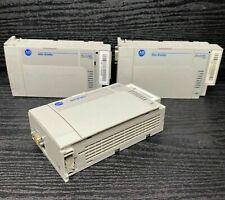 Allen Bradley 1764 Lrp Ser C Rev F Frn 11 Micrologix 1500 Cpu Processor Unit Plc
