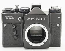 Zenit TTL Body Gehäuse schwarz SLR-Kamera Spiegelreflexkamera