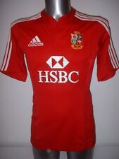 British Lions XL 14 Performance Adidas Rugby Union Shirt Jersey Climacool 2009