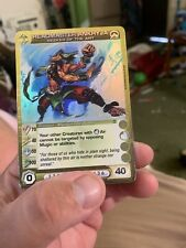 Chaotic creature card Mipedian Super RARE Headmaster Ankhyja Seeker of the Art