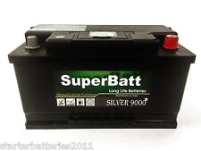 SuperBatt TYPE 110 Car Battery REPLACE VOLVO 12V 80AH 700A EN 30659795 V022A