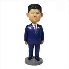 "7"" Kim Jong-un North Korea Leader Resin Doll Action Figure Statues Collection"
