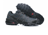 NEW Men's Salomon Speedcross 4 Athletic Running Sports Outdoor breathable Shoes