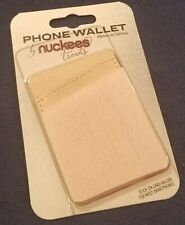 New listing Phone Wallet Card Holder for Back of Smart Phone, iPhone, Samsung,Lg