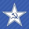 Hammer And Sickle Star Vinyl Decal Sticker Russia Soviet Union Communism