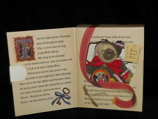 "Muffy VanderBear 1995 Le Boxed Christmas Edition "" Mouse"" Nrfb"