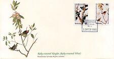 ENVELOPPE / BIRDS OF THE WORLD /  / FAUNE /  OISEAU / REDONDA / 1985