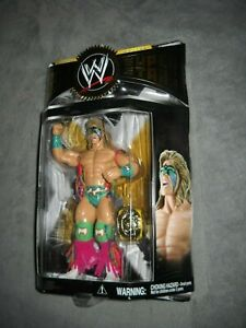 WWE CLASSIC SUPERSTARS ULTIMATE WARRIOR