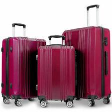 GLOBALWAY 3Pc Luggage Set 20