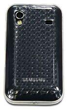 Étuis, housses et coques transparents Samsung Galaxy S en silicone, caoutchouc, gel pour téléphone mobile et assistant personnel (PDA)