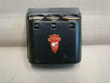vintage coin holder with Pontiac logo pontiac indian head coin holder shield gm