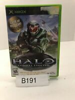 Halo: Combat Evolved (ORIGINAL Microsoft Xbox, 2001) Game Tested Works Complete