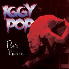 Iggy Pop - Paris Palace (Ltd Numbered1LP Red Vinyle) CLP1817