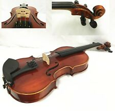 USED ADVANCE 3/4 SIZE VIOLIN,PROFESSIONAL SET UP FRANCE BRIDGE, HELICORE STRING