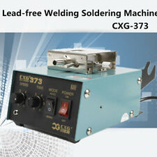 CXG-373 Lead-Free Soldering Station Iron Welding Tool Automatic Tin Supply Feed