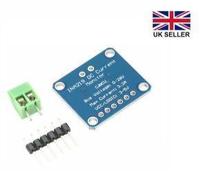 INA219 DC Bi-directional Current I2C Module Sensor with header pins