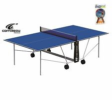 Tavolo Ping pong imballo Sicuro tecto Indoor 2 Racchette Tectonic Cornilleau